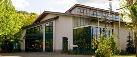 Neubau Jahnhalle